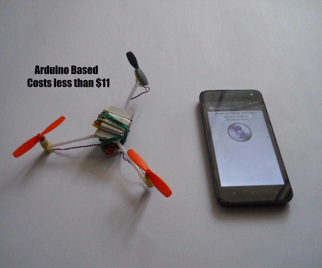 Voice Controlled Arduino Drone | Proyectos :) | Arduino