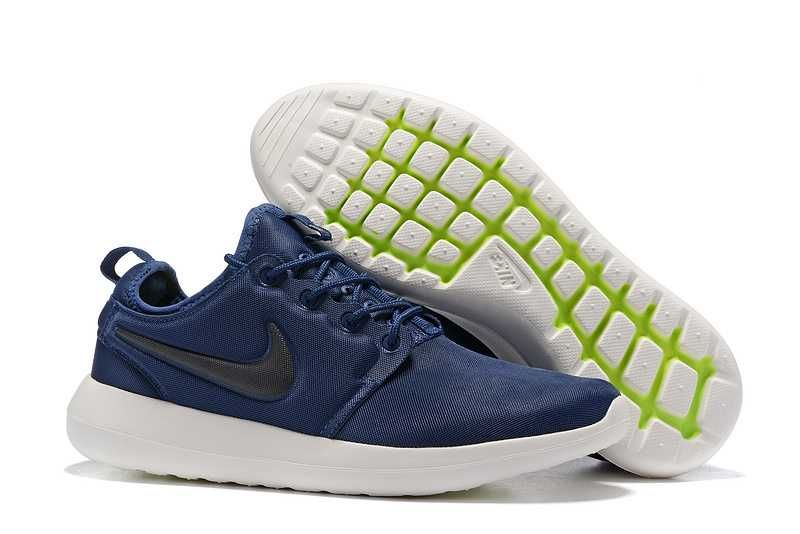 purchase cheap 61897 b1254 1581   Nike Roshe Two Dam Herr Svart Navy SE063394FofhHyWtR