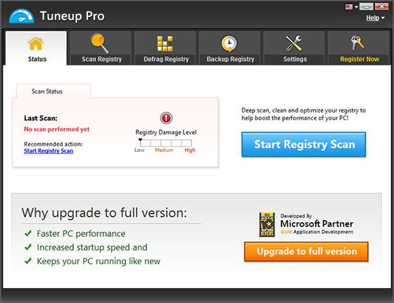 THANK YOU FOR INSTALLING Tuneup Pro!
