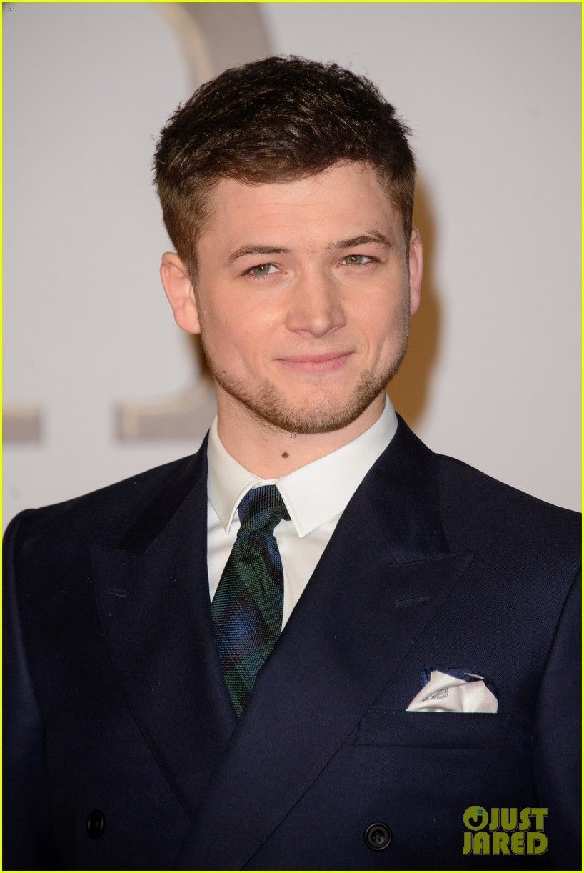 Image result for taron egerton