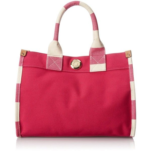 afd90a39513 Tommy Hilfiger Shopper Medium Tote ( 68) ❤ liked on Polyvore featuring bags