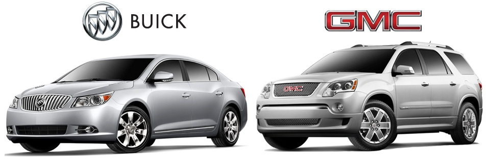Buick And Gmc Divisions Are Organizing The 2012 2013 Buick Gmc