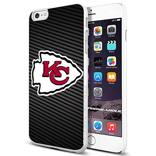 Kansas City Chiefs KC , , Cool iPhone 6 Plus (6+ , 5.5 Inch) Smartphone Case Cover Collector iphone TPU Rubber Case White [By PhoneAholic] Phoneaholic http://www.amazon.com/dp/B00XQEIQM6/ref=cm_sw_r_pi_dp_XFKwvb0VPJQJW
