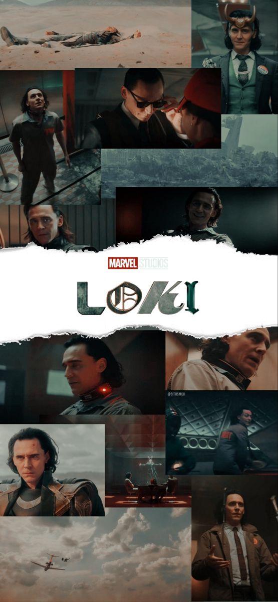loki lockscreen / wallpaper