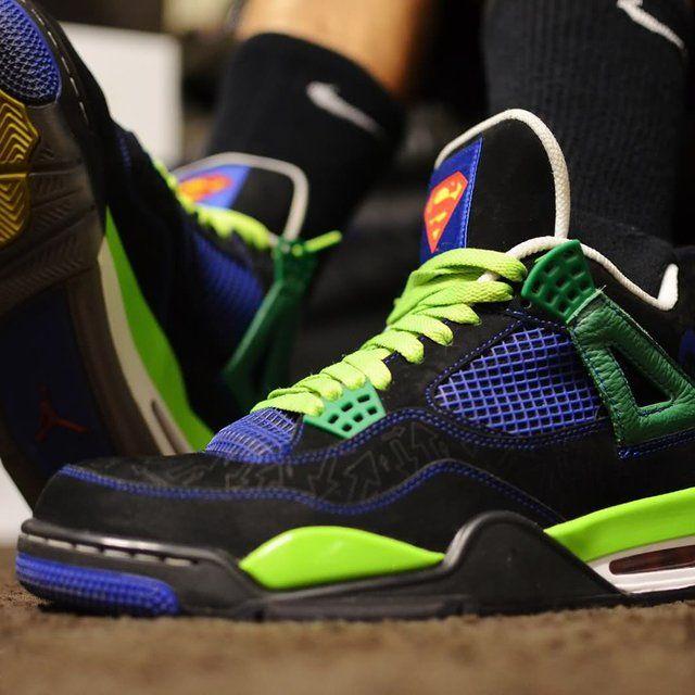 78bf32a8a8f Air Jordan 4 Retro DB Doernbecher  Basketball