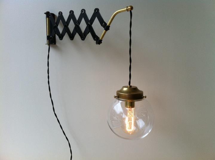 Trend une lampe de chez Lambert et fils rue Beaubien Montr al