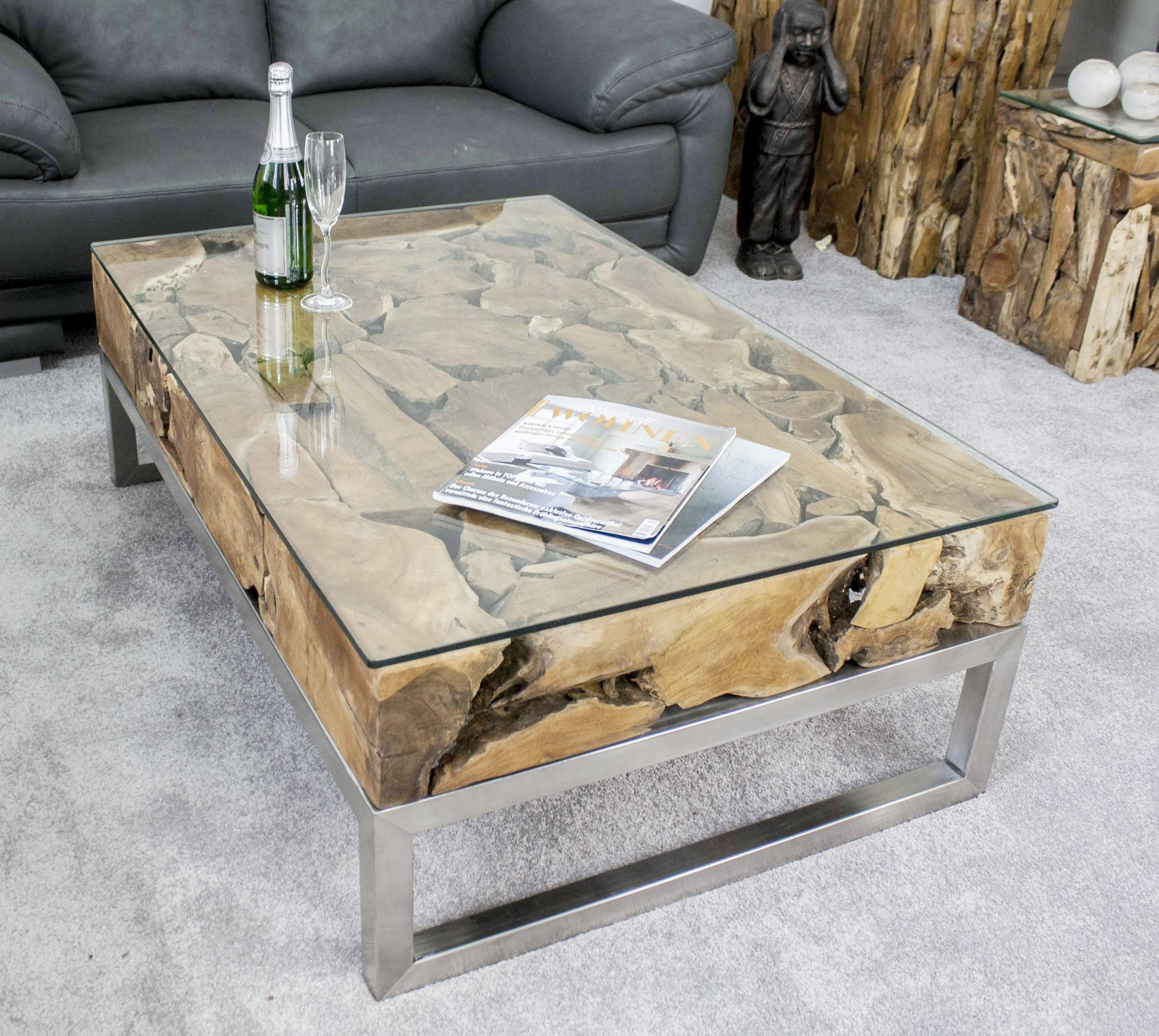Esstische Couchtische Und Mbel Aus Massivholz Beim Tischonkel Finden Sie Ihren Baumstamm Tisch Viele Andere Massivholztische