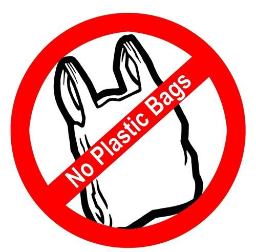 how to stop plastic bags pollution