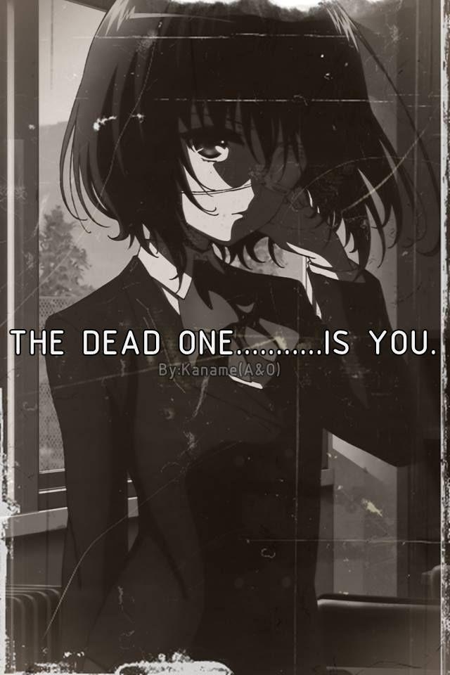"""""""Á uma morte....é você""""..~poraê"""