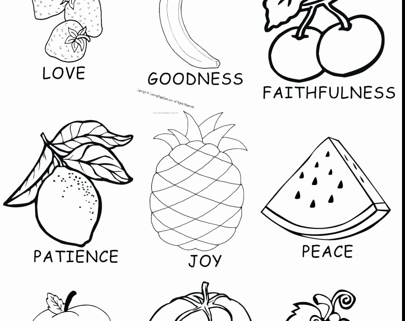 Fruits Coloring Sheets Free Printable Beautiful Collection Color By Number Fruit The Spirit Co Coloring Pages Inspirational Apple Coloring Pages Coloring Pages