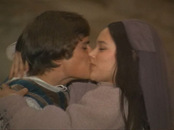 Romeo And Juliet Married You May Kiss The Bride 3 Olivia Hussey Romeo And Juliet Zeffirelli Romeo And Juliet