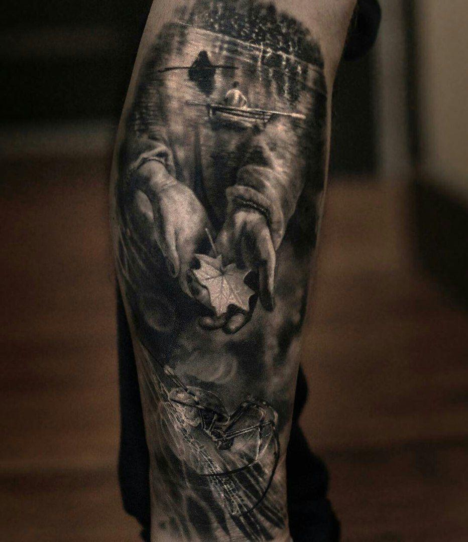 Realistic Tattoo реализм тату Tattoo Disign реализм тату тату
