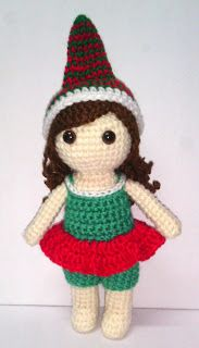 A Yarnful Day: Ranly Elf inspired outfit