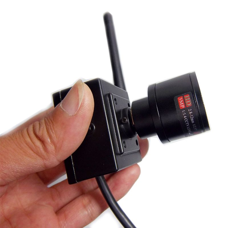 1080P wireless ip camera wifi 2.812mm Manual Varifocal