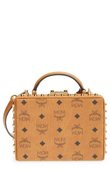 53e3fecd23f0 MCM 'Visetos - Berlin Series' Box Crossbody Bag available at #Nordstrom