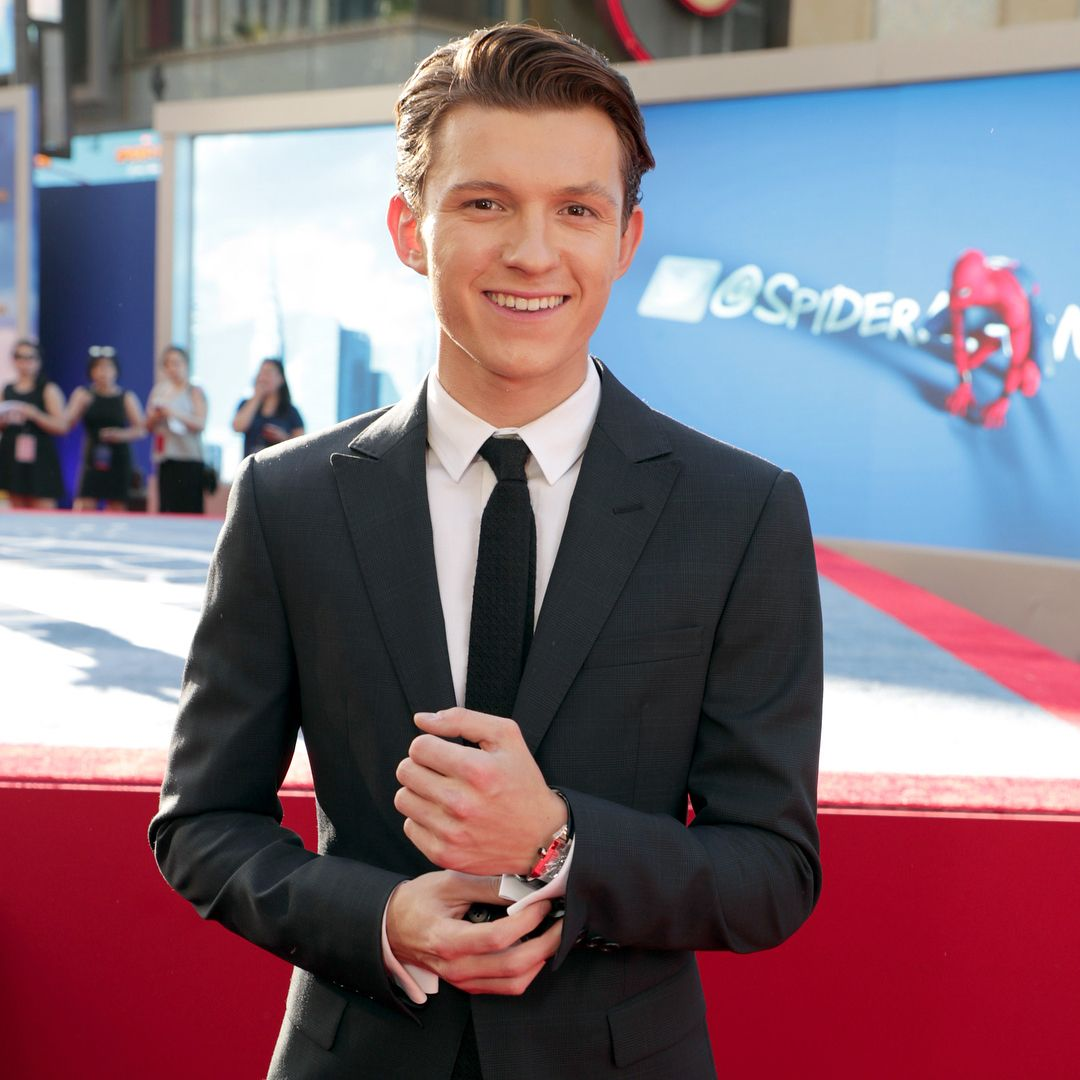 Tom Holland: Gymnastics background helped with 'Spider-Man