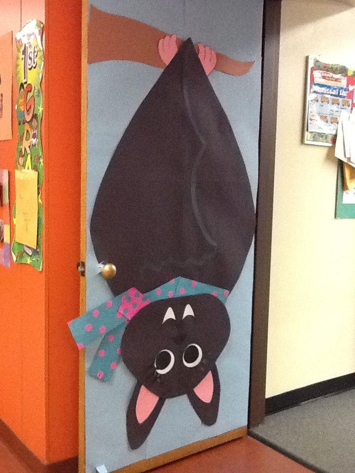 Halloween Classroom Door Decorations Ideas ~ E c ae  b fd f g píxeles