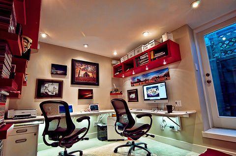 Lamenagement Dun Bureau A La Maison Nest Jamais Chose Simple Que Ce Soit Un Bureau A Usage Occasionnel O