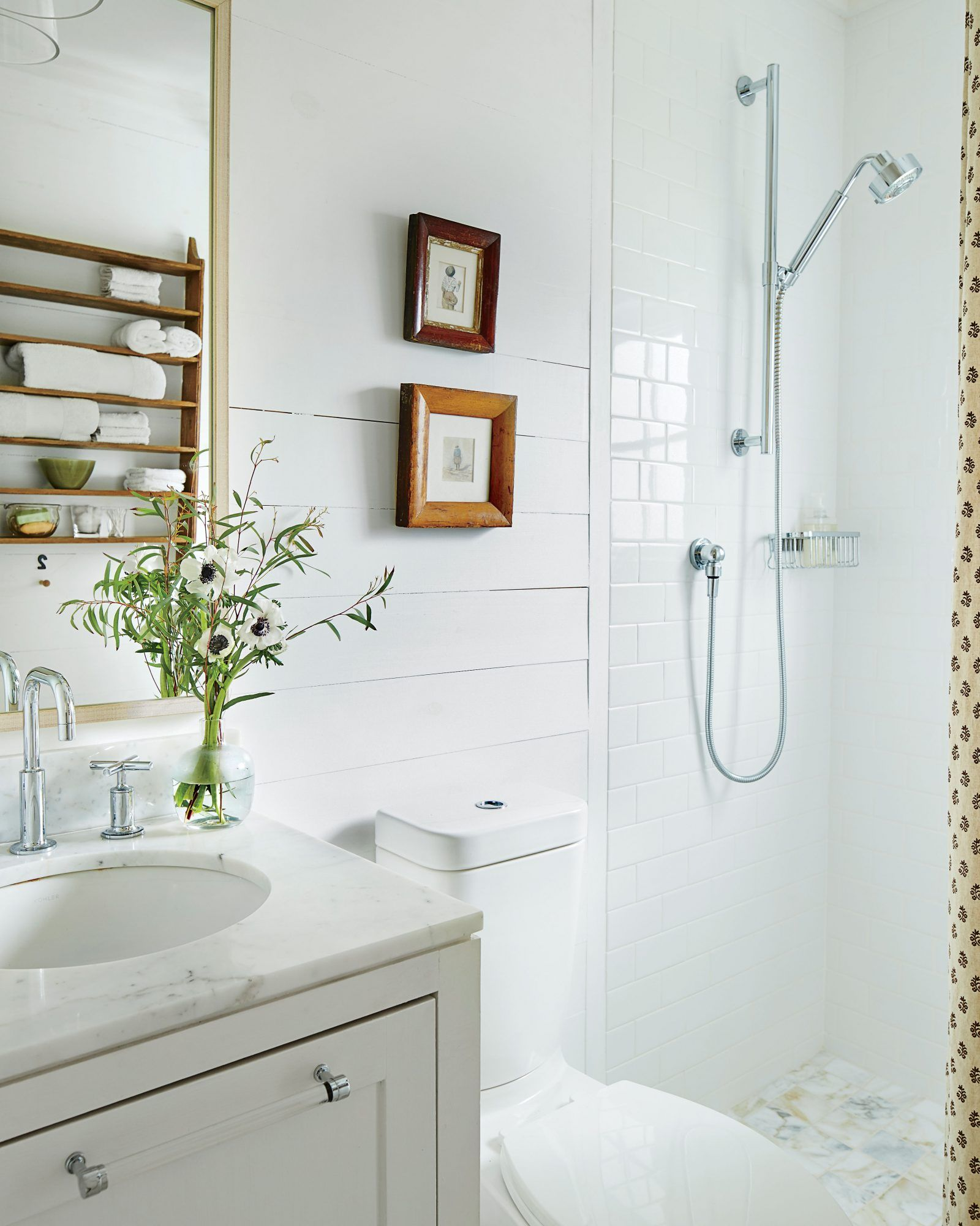 6 Tips For Living In A 660 Square Foot Cottage Tiny Cottage Bathroom Cottage Bathroom Design Ideas Cottage Bathroom