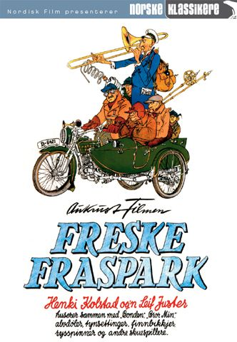 """Bjørn Breigutu - """"Freske fraspark"""""""