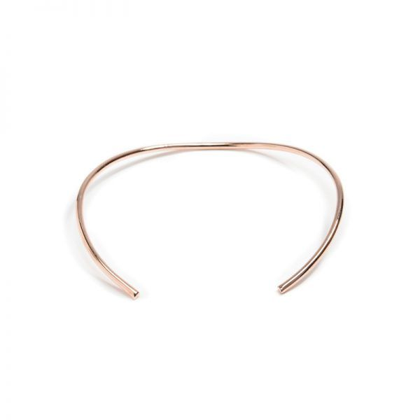 "- ""I like to refer to this as the Choker 2.0—completely versatile for layering with other pieces, or donning solo.""Jules Smith Americana 14k Gold-Plated Choker Necklace, $89"