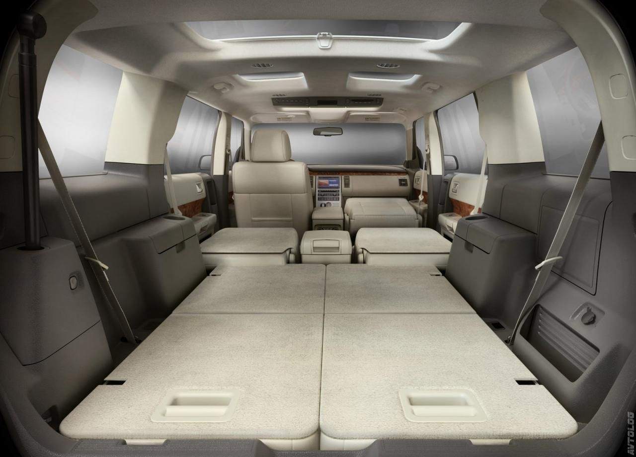 Look at the space available in this 2009 ford flex i could pack furniture drywall peices of art the grand boys in this with room to spare