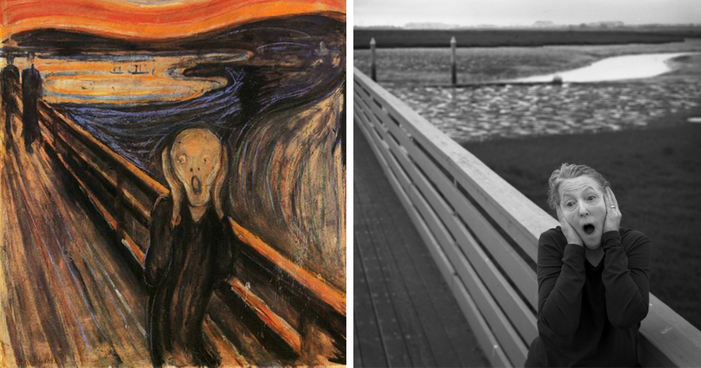 Pin On Re Creations Of Famous Artworks