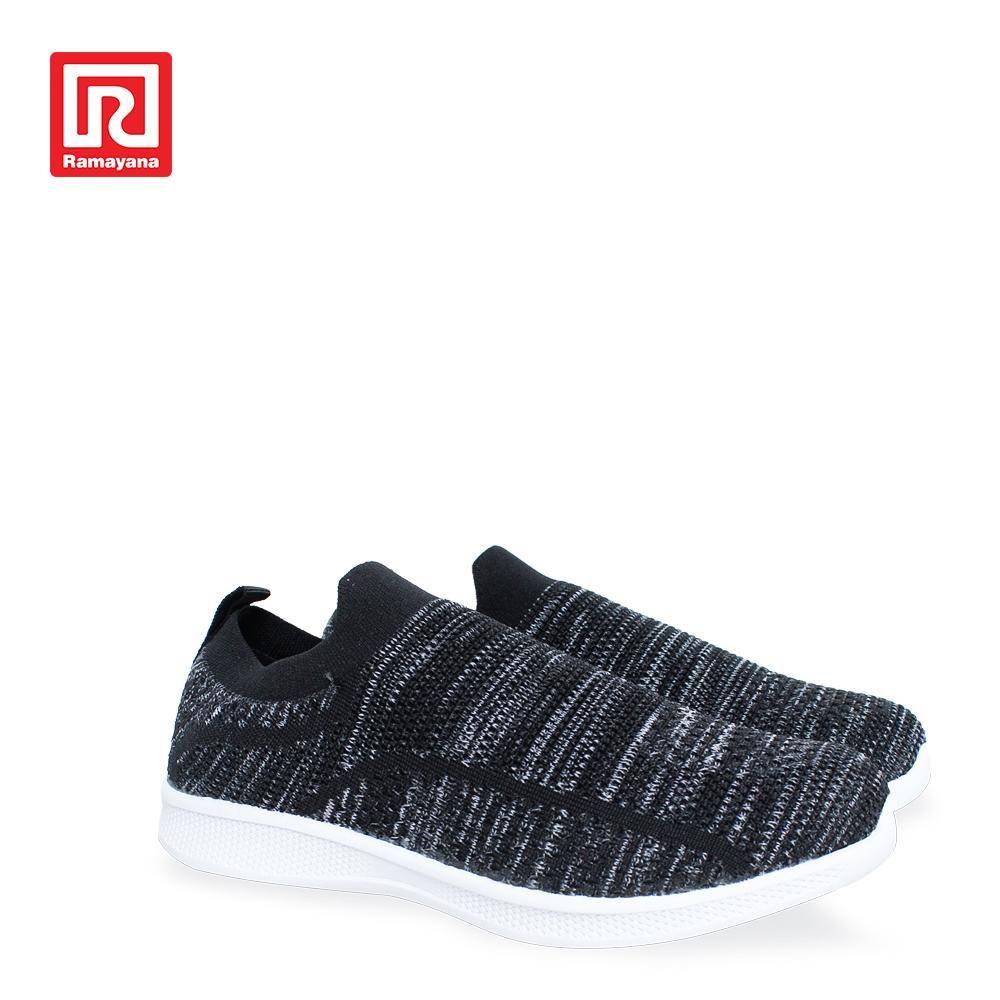 Belanja Ramayana Loggo Sepatu Sport Wanita Vinto 09 Hitam