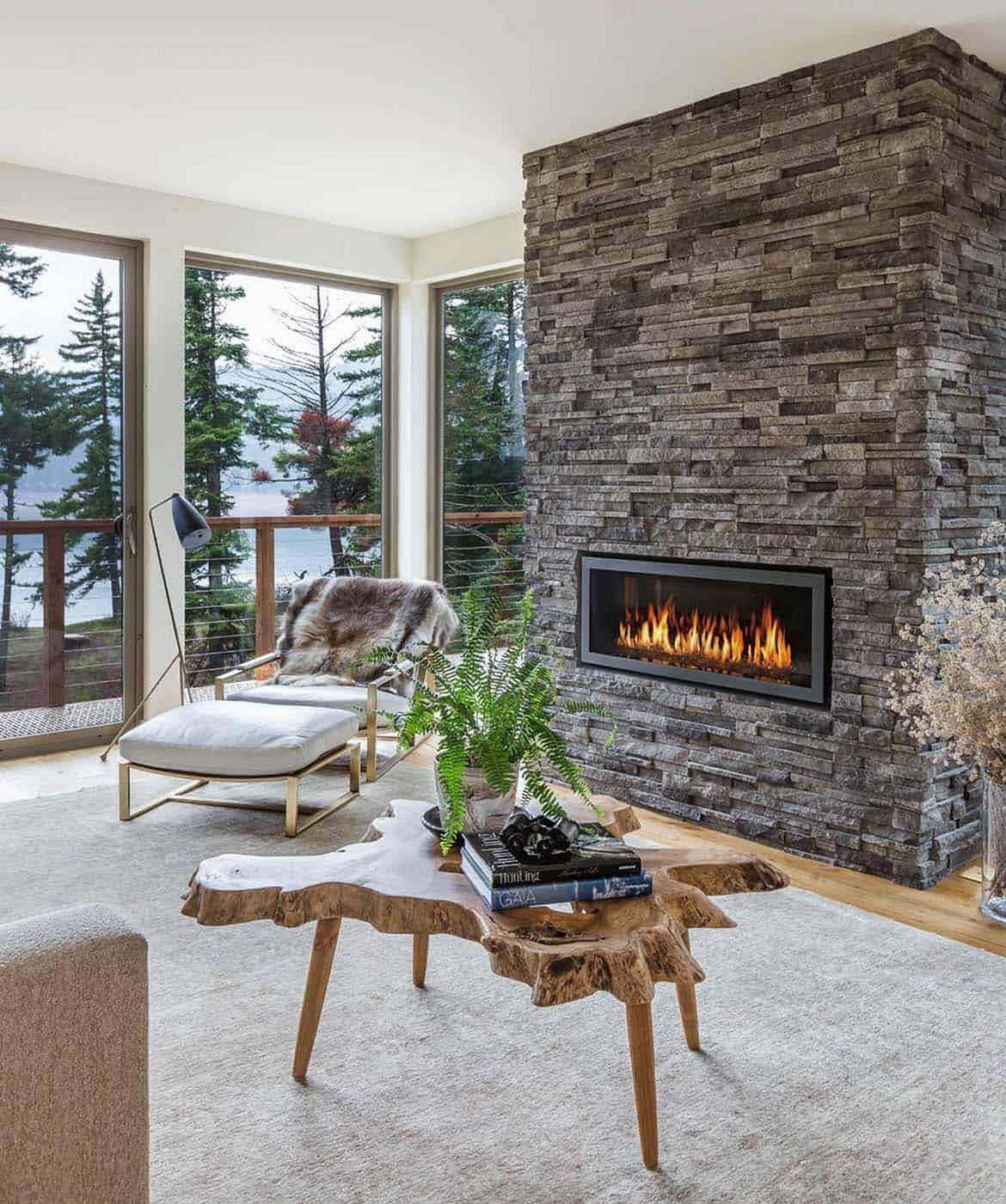 17 Incredible Winter Home Decoration Design With Unique ...