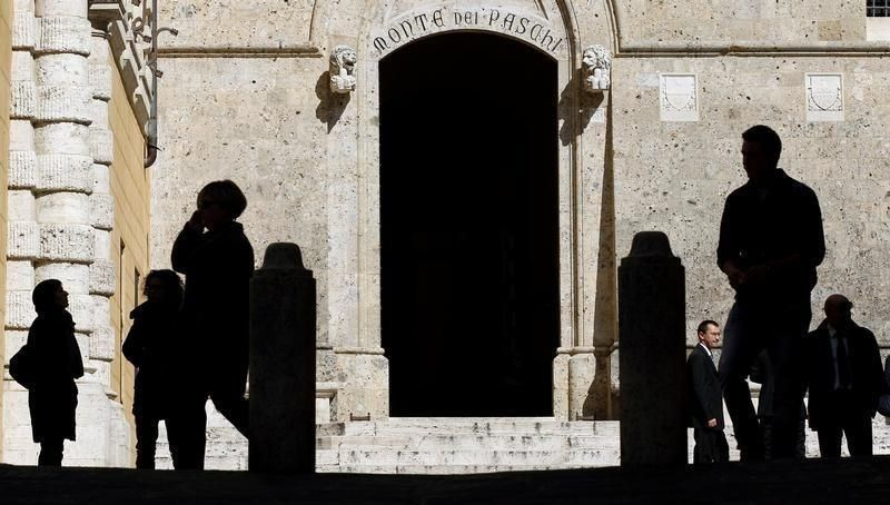 Italy watchdog to summon Monte dei Paschi, Passera over dropped rescue plan: source
