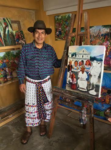 Mario Gonzalez Chavajay to Visit Charleston for the 2016 Guatemalan Gala
