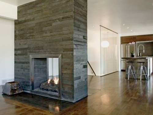 fireplace made with charred wood hearths pinterest charred