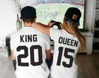 king and queen – Etsy DE