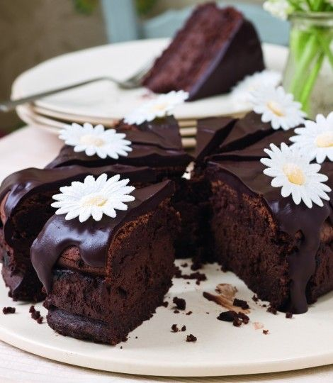Gateau magique chocolat blanc framboise cookeo