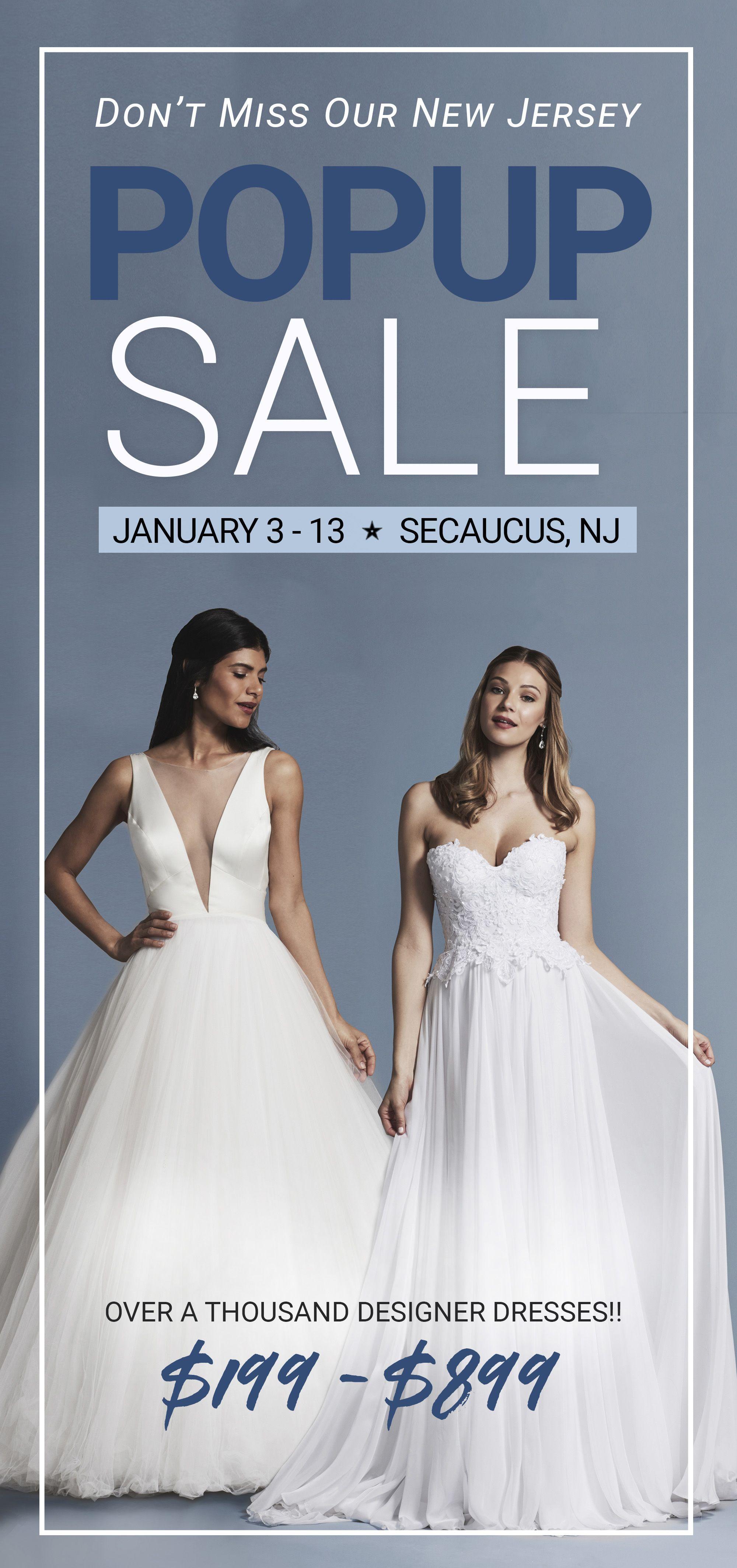 Wedding Dress Sale In Secaucus New Jersey Wedding Dresses For Sale Kleinfeld Bridal Wedding Dresses
