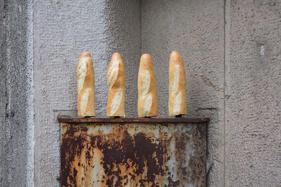 BREAD FOR HOTDOGS, MATHIEU TREMBLIN