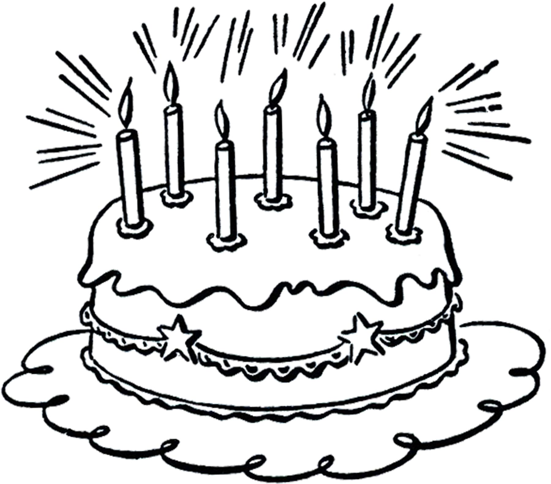 6 Birthday Cake Images Vintage Birthday Vintage Birthday Cakes