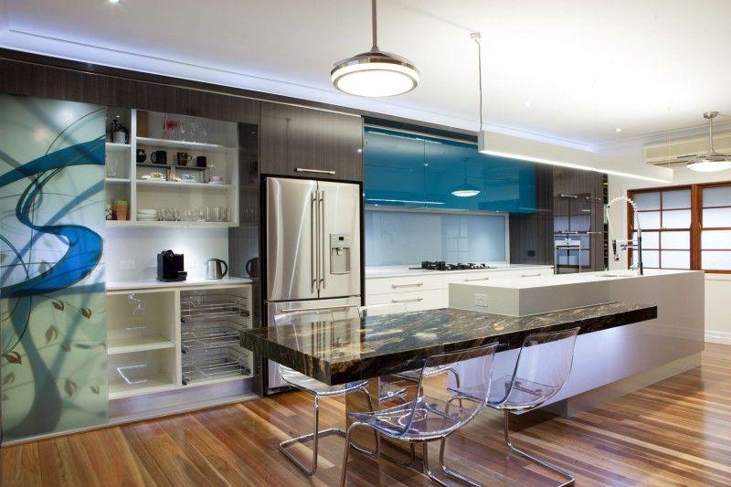 Beforeafter Major Kitchen Remodeling In Brisbanesublime Beauteous Kitchen Designer Brisbane Design Decoration