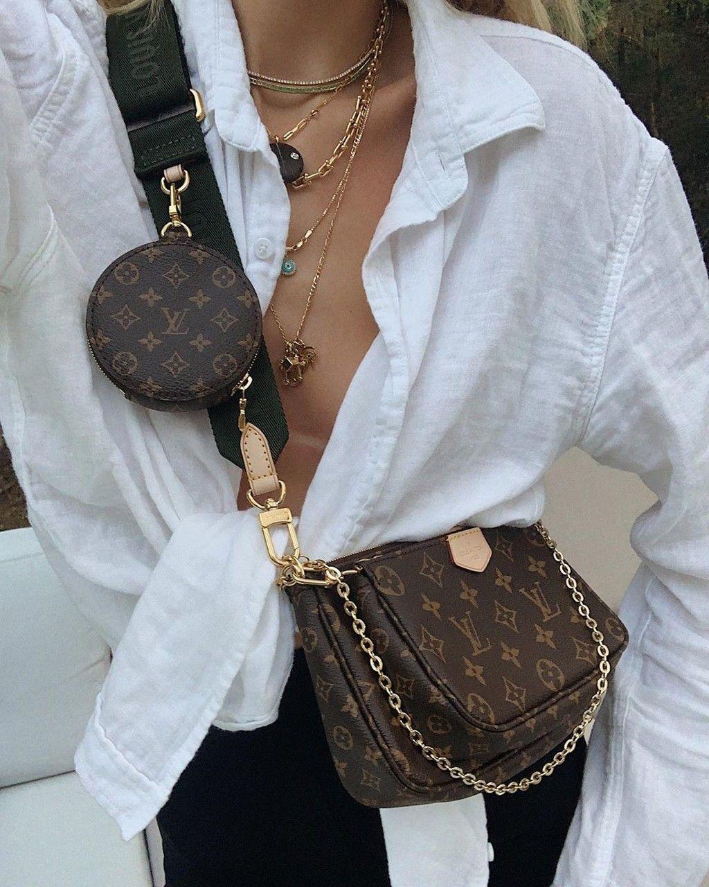 Multi Pochette el nuevo bolso de Louis Vuitton que amenaza con ser el favorito –  – Bolsa