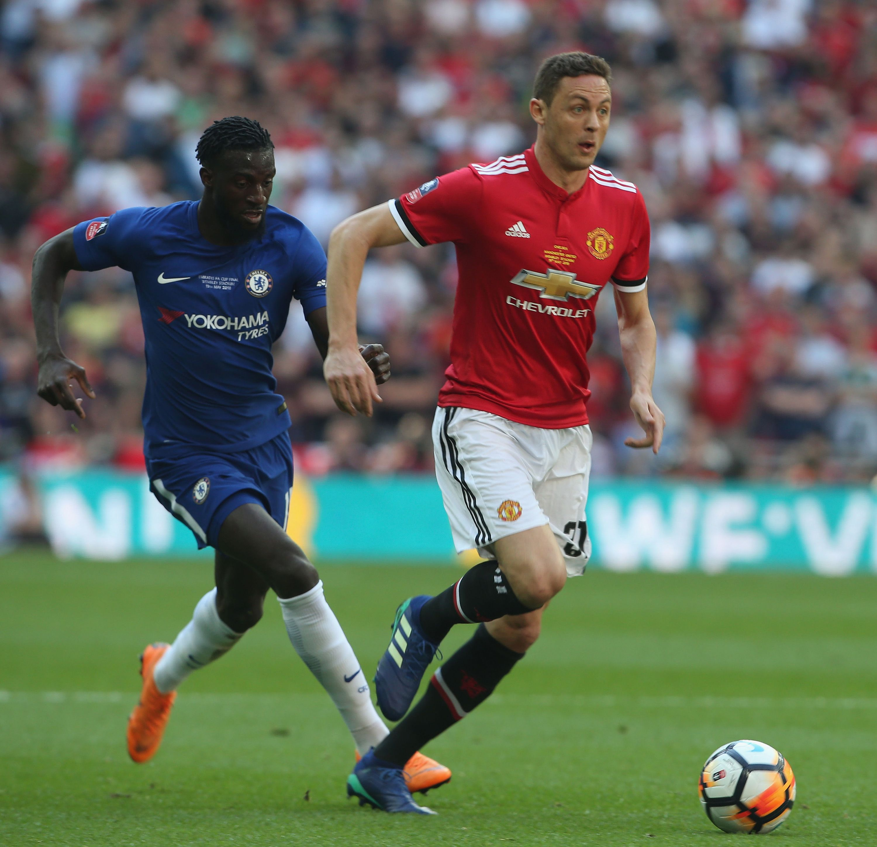 Nemanja Matic Admits There Will Be An Increased Expectation For Man Utd To Land A Trophy Next Season Following The Defeat To Ch Man Utd News Nemanja Matic Man