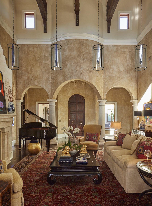 Tuscan Elegance Tuscan Decorating Tuscan Design Coastal Interiors Design