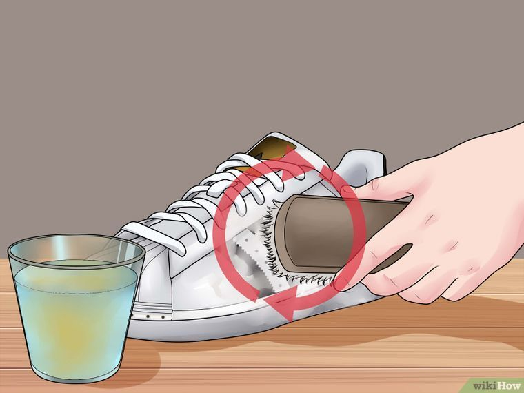 Keep White Adidas Superstar Shoes Clean | How to clean white