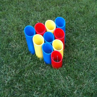 Pipe Ball Game Dad And I Made From Pvc Game Is Way Harder Than We