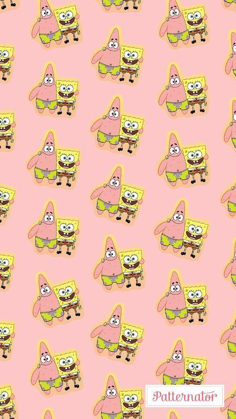 Trendy Wall Paper Cartoon Spongebob Ideas