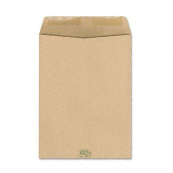 Ampad® EnvirotecTM 60-lb. Gummed Flap Catalog Envelope ENVELOPE,CAT,9X12,110BX (Pack of5) $13.29