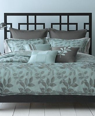 Love The Tree Branches And Leaves Design In Subtle Color Comforter Sets Remodel Bedroom
