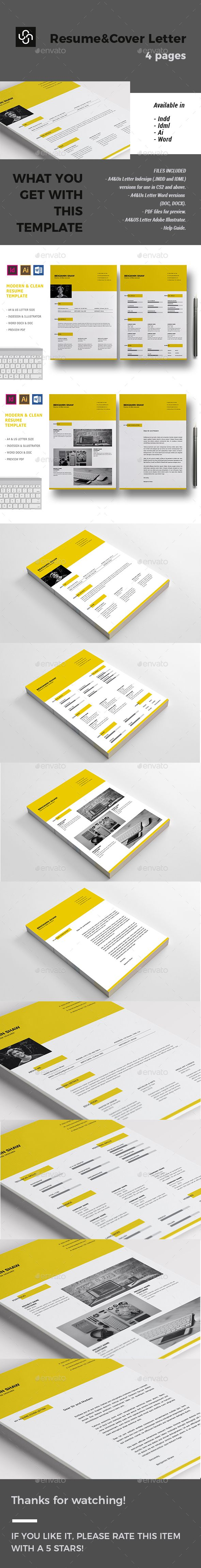 Polaris Resume Template  Template Adobe Indesign And Cv Template