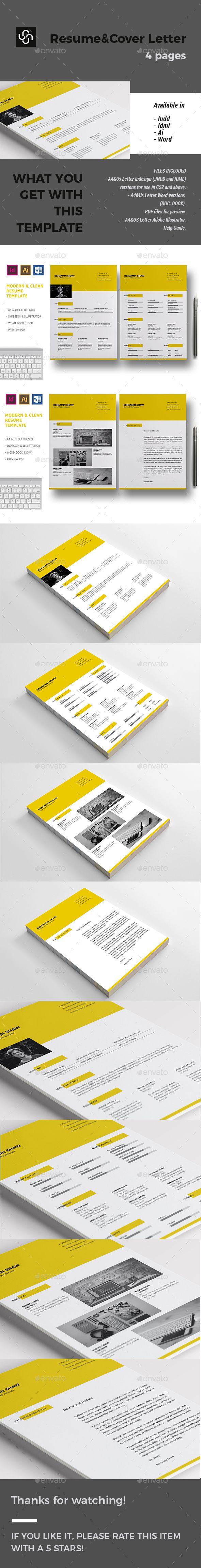 Polaris Resume Template  Template Adobe Indesign And Cv Template