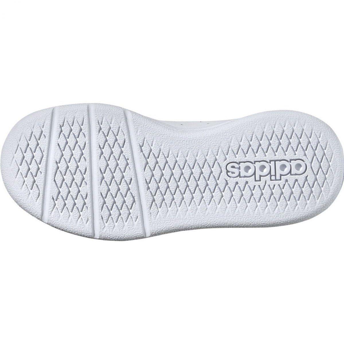 Adidas Tensaur C Ef1097 Shoes White Sports Shoes Adidas Kid Shoes Shoes
