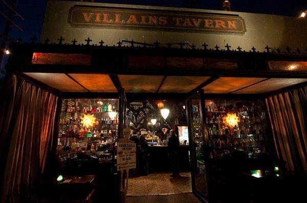 Villain S Tavern Los Angeles Bars Fantasy Theme Tavern